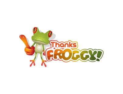 Thanks Froggy Logo