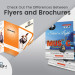 Differences Between Flyers and Brochures