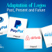 Adaptation of Logos - Past, Present and Future