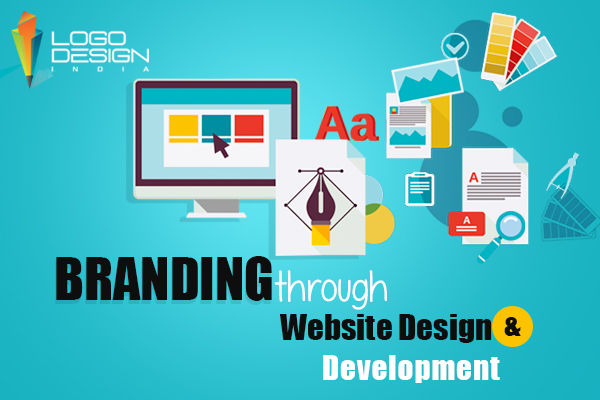 Branding through Website Design and Development