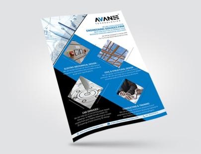 Engineering Firm Flyer