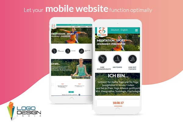 Let Your Mobile Website Function Optimally