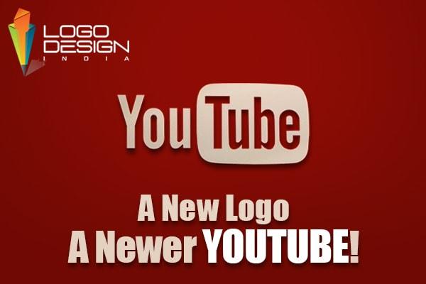 YouTube New Logo Design