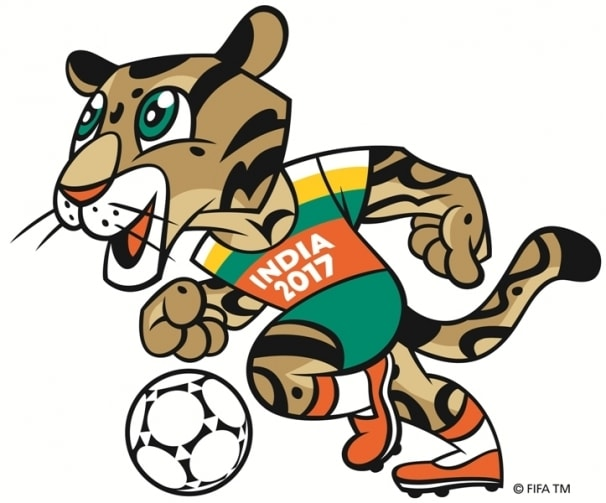 FIFA U17 World Cup Mascot