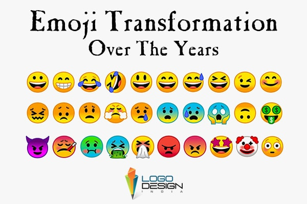 Emoji Transformation Over The Years